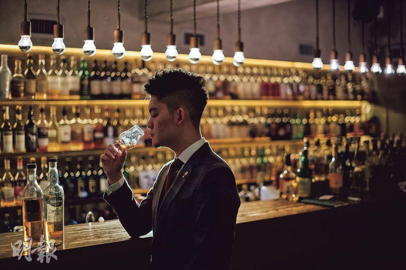 沉醉威士忌世界  開酒吧尋寶