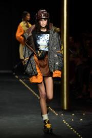 【米蘭時裝周】Versace 2019秋冬系列(法新社)