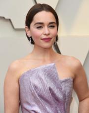 【奧斯卡珠寶】愛美莉格爾(Emilia Clarke)(法新社)