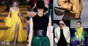 【巴黎時裝周2019】Christian Dior、Saint Laurent、Celine等多個品牌展示2019秋冬服飾。(法新社)