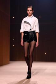 【巴黎時裝周】Hermès 2019秋冬系列(法新社)