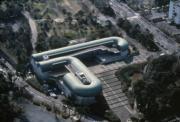 【磯崎新建築作品】日本北九州中央圖書館 (1973-1974)(照片由FUJITSUKA Mitsumasa提供/普利茲克建築獎網站圖片)