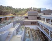 【磯崎新建築作品】日本岐阜縣美濃陶瓷公園 (1996-2002)(照片由Hisao Suzuki提供/普利茲克建築獎網站圖片)
