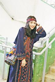Hear HER Say... 浪遊印度 藉民族服連結香港