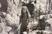【Audrey Hepburn相展】柯德莉夏萍在電影《翠谷香魂》的造型(何芍盈攝)