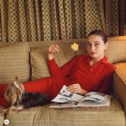 【Audrey Hepburn相展】柯德莉夏萍(Bob Willoughby攝/圖片由F11 Foto Museum提供)
