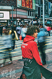 街頭感十足 攻入年輕人市場