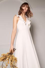 【Whistles 2019婚紗系列】Eve Silk Wedding Dress ($7189)(圖片由相關機構提供)