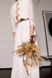 【Whistles 2019婚紗系列】Ariane Lace Wedding Co-ord ($7785)(圖片由相關機構提供)