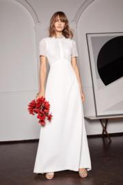 【Whistles 2019婚紗系列】Scarlett Wedding Dress ($8435)(圖片由相關機構提供)