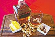 Wine﹕威士忌邂逅美食  與堅果、朱古力天造地設