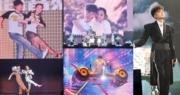《古巨基WE我們世界巡迴演唱會香港站part 2》基仔施展渾身解數給觀眾視聽娛樂豐富的晚上。