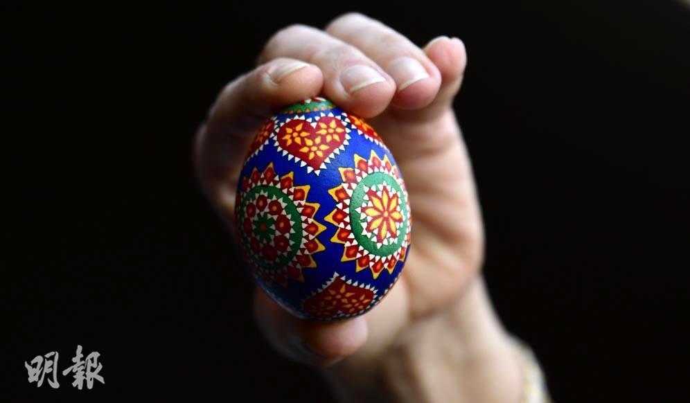 彩蛋慶復活節