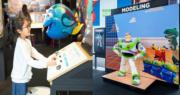 日本旅遊:彼思秘密展@東京 互動展品體驗PIXAR動畫製作過程