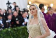 【Met Gala 2018】姬蒂寶絲禾夫(Kate Bosworth)(法新社)