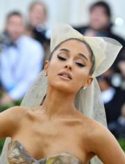【Met Gala 2018】Ariana Grande(法新社)