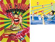 游走兩種社會形態 「港漂」藝術家 拼貼消費現場