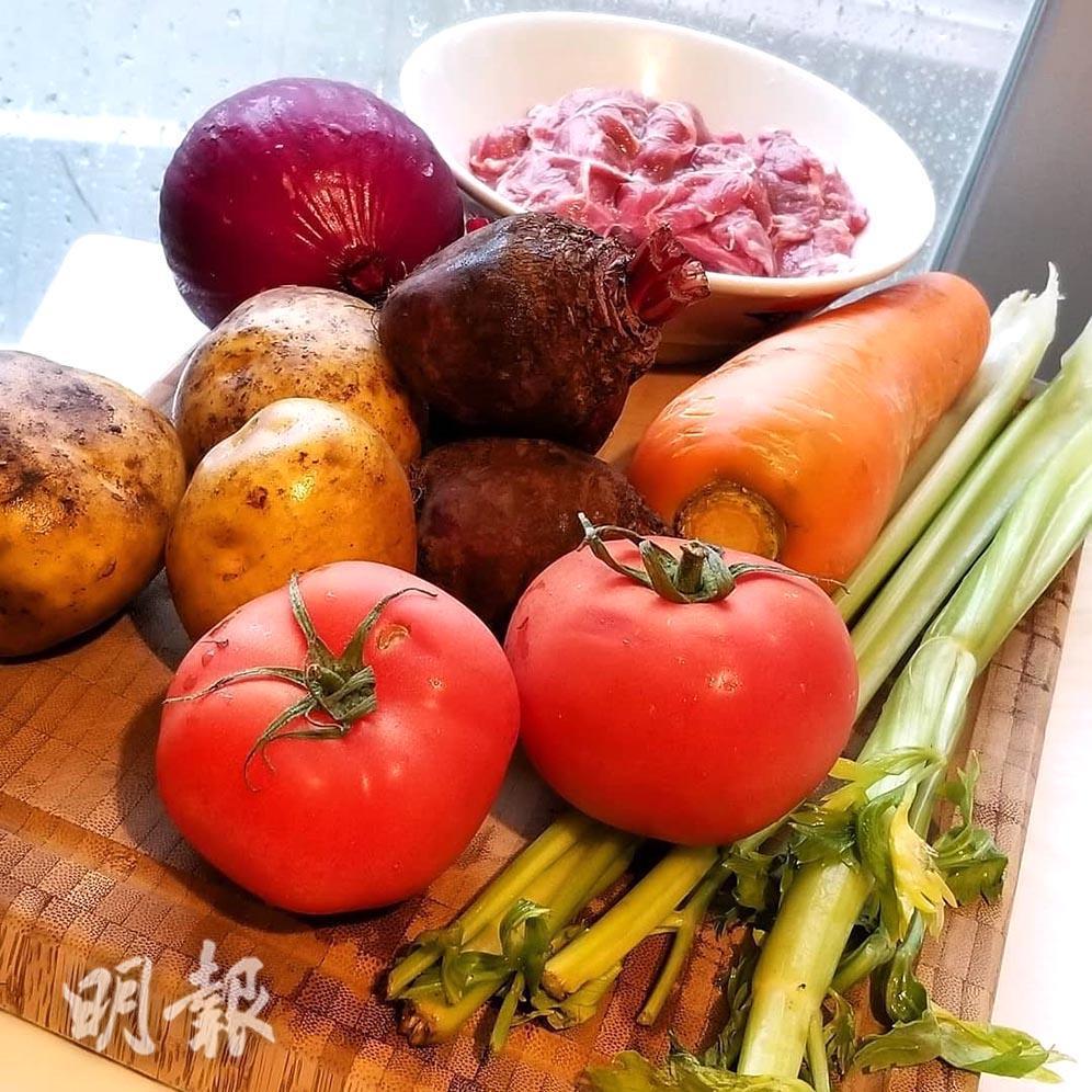 師奶靚湯食譜:羅宋湯健康又易煮 最啱撈飯食