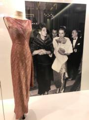 【Grace Kelly展覽@澳門銀河】嘉麗絲姬莉的服飾(何芍盈攝)