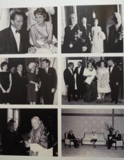 【Grace Kelly展覽@澳門銀河】「影后王妃:嘉麗絲姬莉的藝術形象」展覽的現場圖片展板(何芍盈攝)