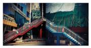 【香港蘇富比「香港影像·兩代觸覺——邱良·李家昇」】李家昇《從兩個逆方向相對而行》(2016年)(圖片由相關機構提供)