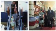 1975年,英女王與王夫菲臘親王首度訪港。(政府新聞處刊物圖片)