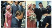 英女王曾兩度訪港(政府新聞處刊物圖片)