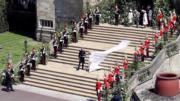 英國哈里王子與梅根(法新社)