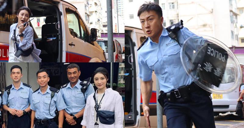 風頭火勢】警民關係緊張TVB《衝鋒隊2019》急煞停- 20190627 - SHOWBIZ - 明報OL網