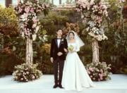 「雙宋」舉行世紀婚禮,哄動全城。(資料圖片)