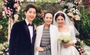 章子怡有份出席「雙宋」的婚禮。(資料圖片)