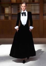 【巴黎2019年秋冬高級訂造服時裝騷】Chanel 2019/2020秋冬高訂時裝騷(法新社)