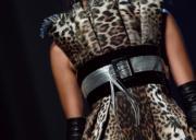 【巴黎2019年秋冬高級訂造服時裝騷】Jean Paul Gaultier 2019/2020秋冬高訂時裝騷(法新社)