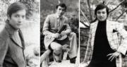 年輕時的秦祥林,高大、靚仔又有型。(資料圖片/明報製圖)