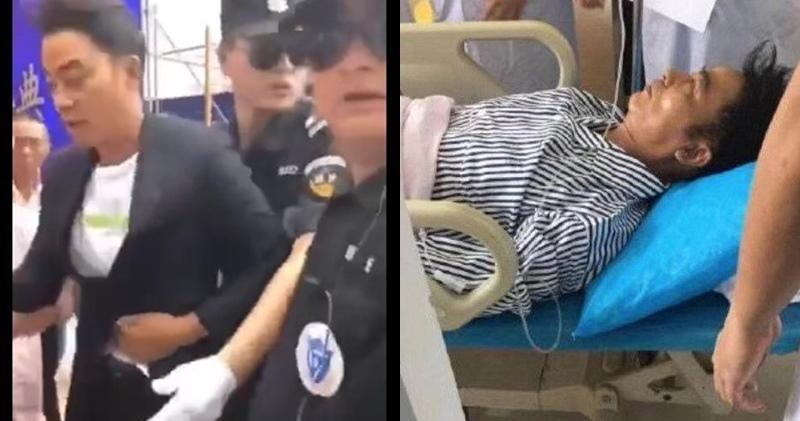 【任達華遇襲】醫療報告曝光 華哥瞓病牀等搶救 (13:39)