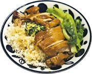 家常便飯:快煮快吃 「黯然銷魂」油雞髀飯
