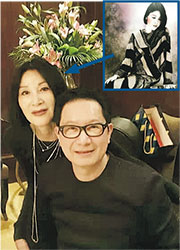 名模劉娟娟逝世 享年75歲