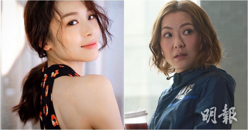 傳李佳芯遭TVB雪藏 田蕊妮新劇遭無綫官方微博封殺 (14:10)