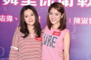 王敏奕演年輕版李麗珍。(資料圖片)