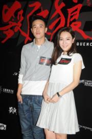 曾國祥與王敏奕的年紀相距12年但外型很合襯。(資料圖片)