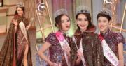 三位出爐港姐:冠軍黃嘉雯、亞軍王菲及季軍古佩玲,是否大家的心水?(娛樂組攝/明報製圖)