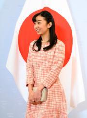 【日本佳子公主訪奧地利】2019年9月18日,佳子公主(法新社)