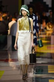 【米蘭時裝周2020春夏系列】Prada 2020春夏系列(法新社)
