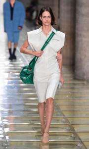 【米蘭時裝周2020春夏系列】Bottege Veneta 2020春夏手袋(法新社)