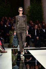 【米蘭時裝周2020春夏系列】Giorgio Armani 2020春夏系列(法新社)