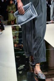 【米蘭時裝周2020春夏系列】Giorgio Armani 2020春夏手袋(法新社)