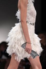 【米蘭時裝周2020春夏系列】Ermanno Scervino 2020春夏手袋(法新社)