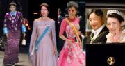 日皇即位多國王室到賀 西班牙王后‧丹麥儲妃‧不丹王后盛裝赴會【多圖】