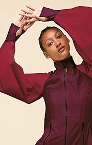 Fashion News:立體剪裁大師  跨界設計功能運動服