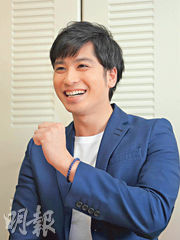 曾演《五個撲水的少年2》《幪面超人Drive》 34歲瀧口幸廣心臟病發猝逝